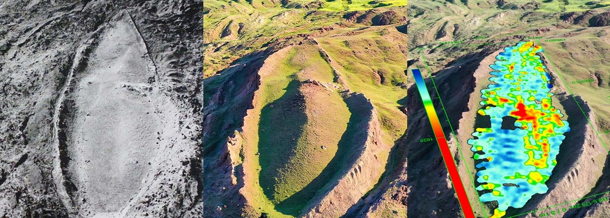 Noah's ark (Durupinar site) scientific expedition