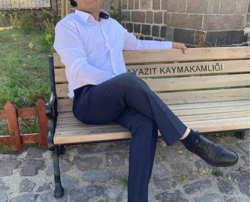 Zafer Onay - Nuh'un Gemisi Café, East Turkey Expedition, Ararat Treks