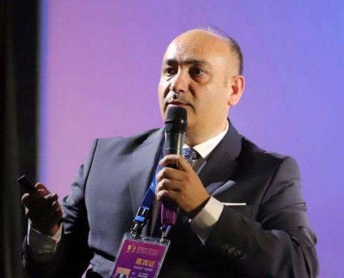 Sait Yardımcı, producer and the president of the Turkish Film Commission