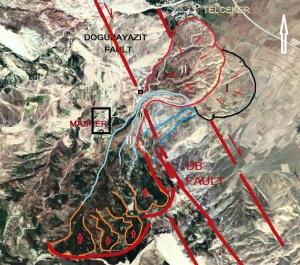Telceker Landslides; Mass Flow Morphology and Seismotectonic Influences on Hazard Mitigation. Dogubayazit. Agri, Eastern Turkey (Bayraktutan-2020)