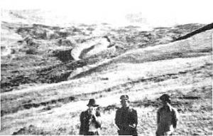 The Elliptical Formation In The Tendurek Mountains (Burdick-1976)